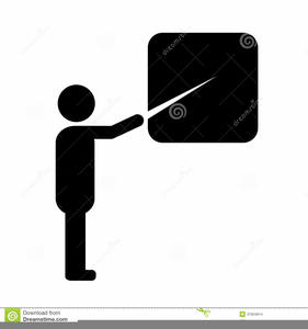 Teacher Symbols Clipart.