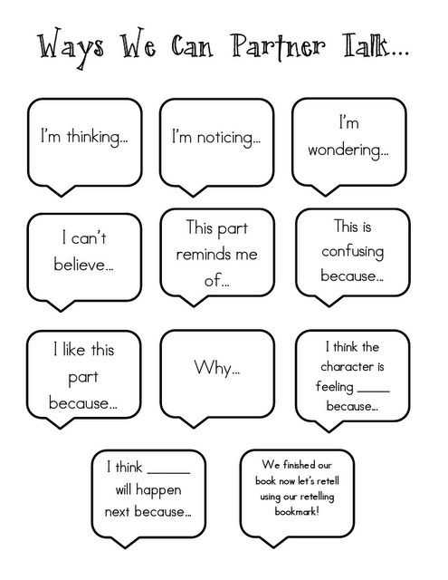 25+ best ideas about Accountable Talk Stems on Pinterest.