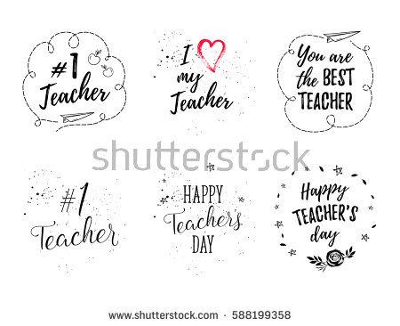 Teacher Stock Images, Royalty.