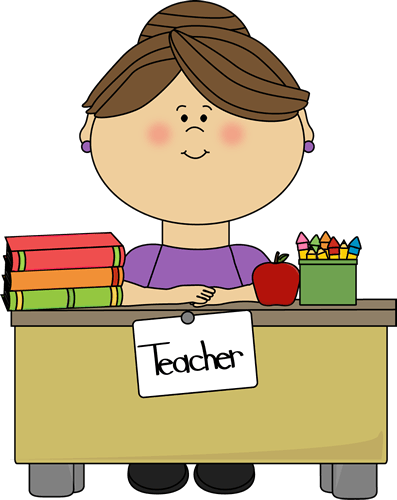 Teachers Clipart.