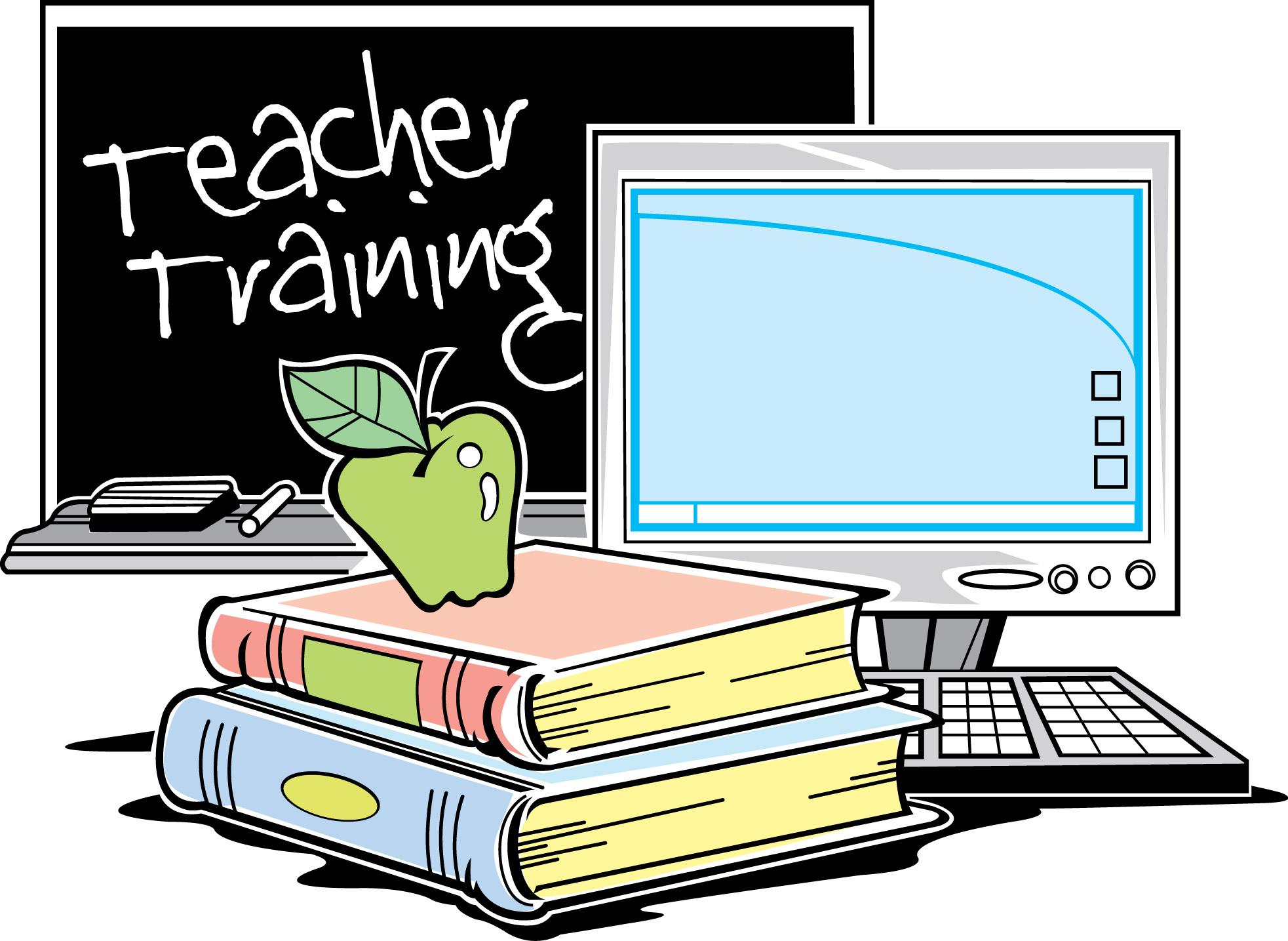 Teacher Training Clipart.