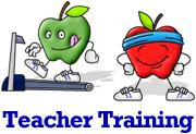 Teacher Inservice Clipart.