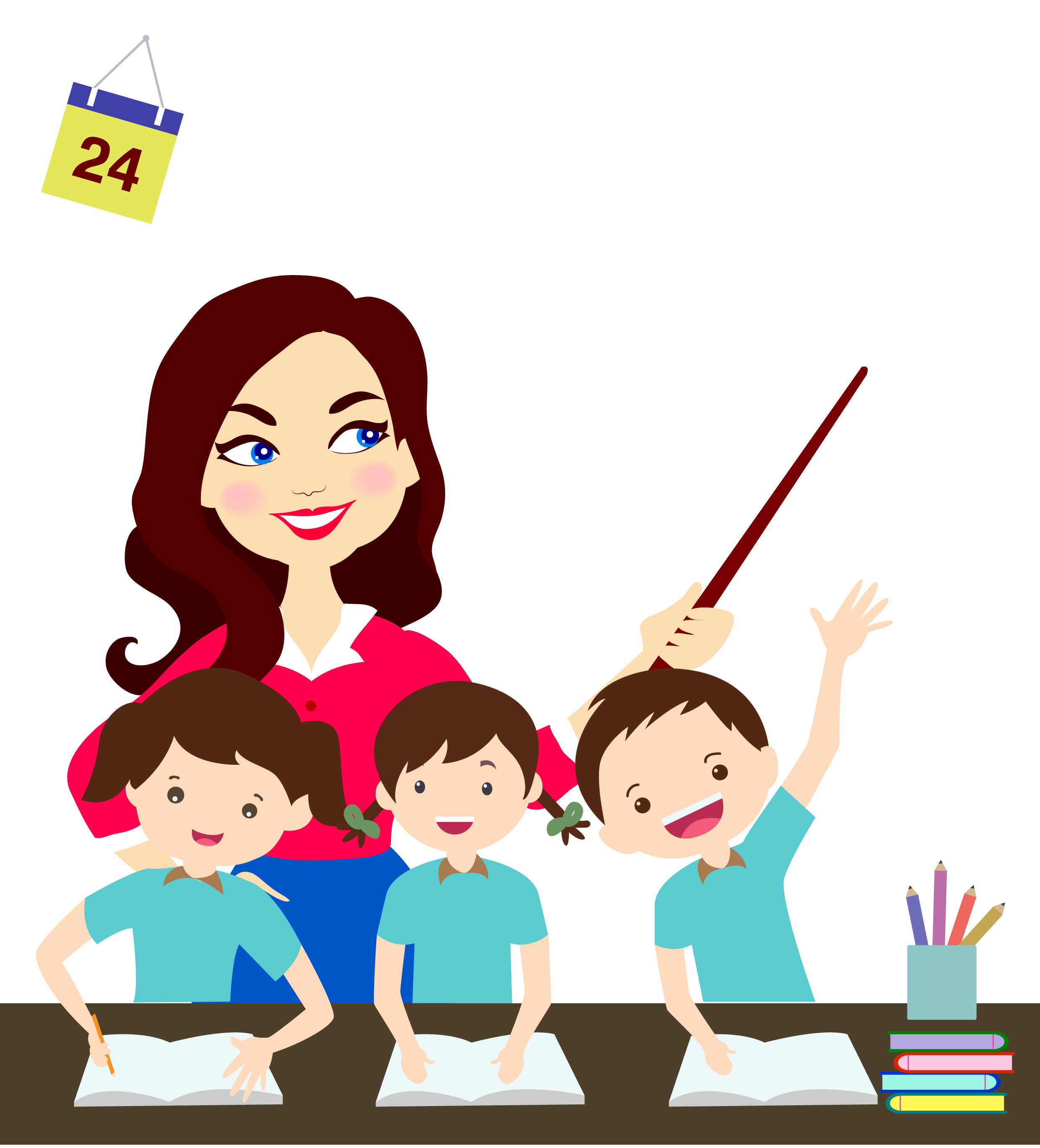 Teacher Clipart Png.