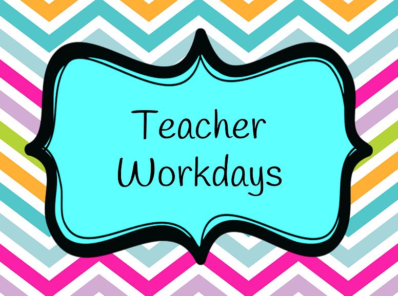 No School (Teacher Workday) — Brush Creek Elementary PTA.