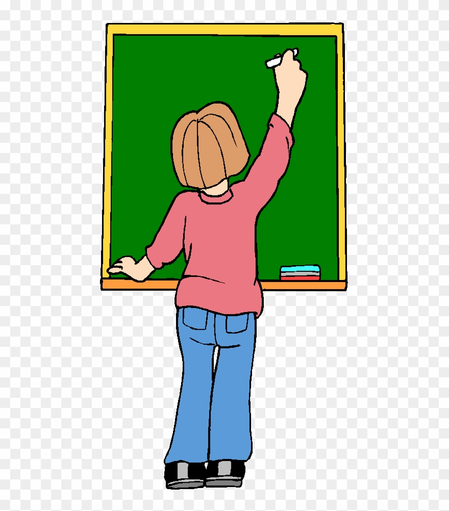 Clean The Blackboard Clipart Blackboard Learn Teacher.