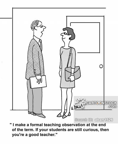 Observation Cartoon.