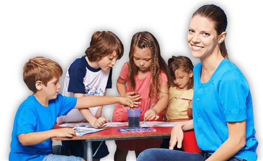 International Diploma in Nursery Teachers Training.