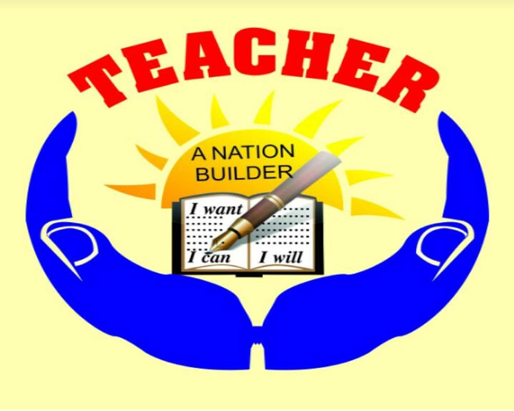 Teacher Logo.