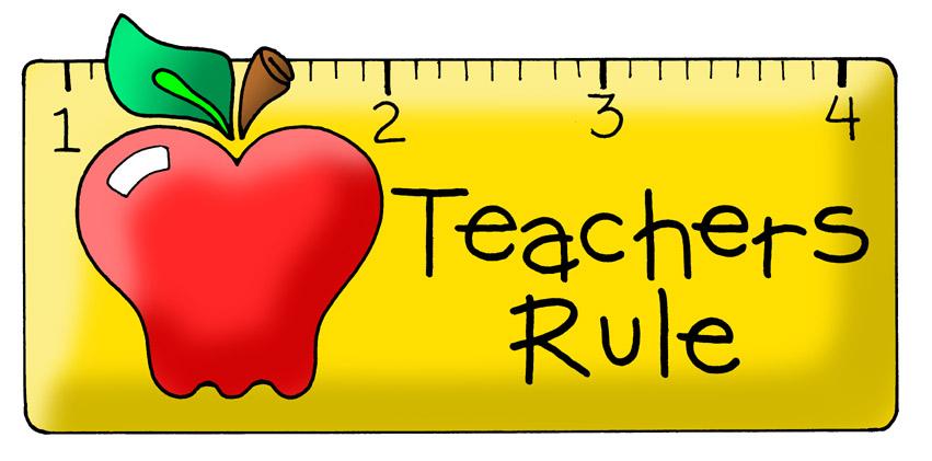 TEACHERS RULE.