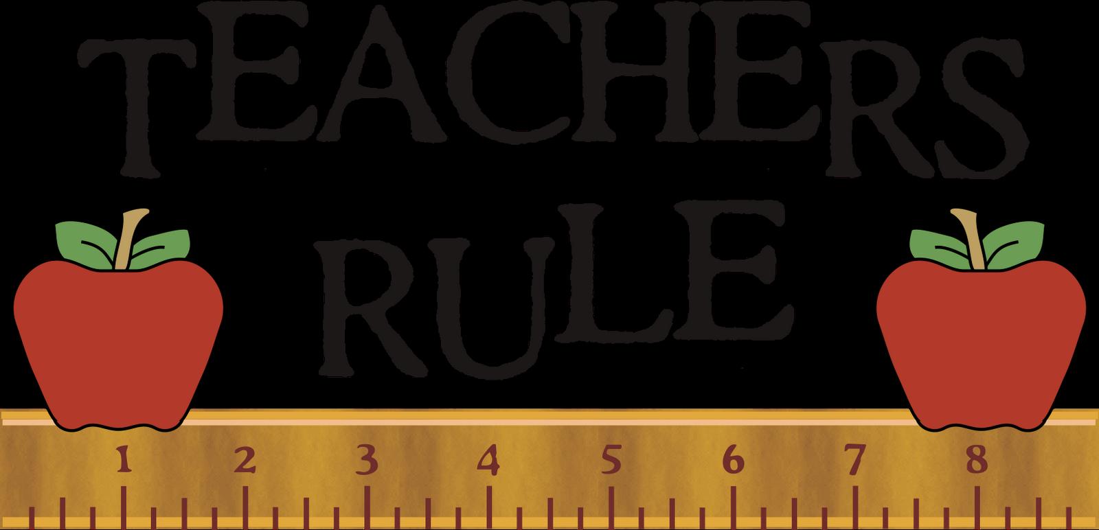 50+ Clipart For Teachers.