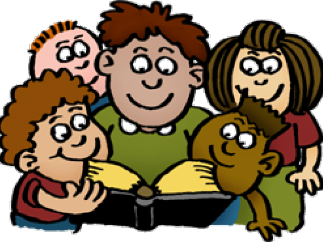 Bible Clipart Children\'s.