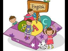 teaching english clipart.