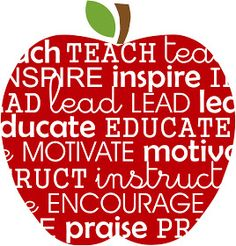 Teaching Is A Work Of Heart Svg.