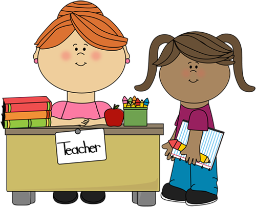 School helpers clipart.