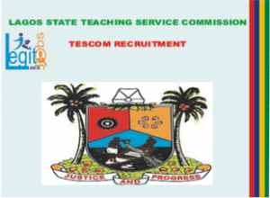 Lagos State Teaching Service Commission Recruitment.