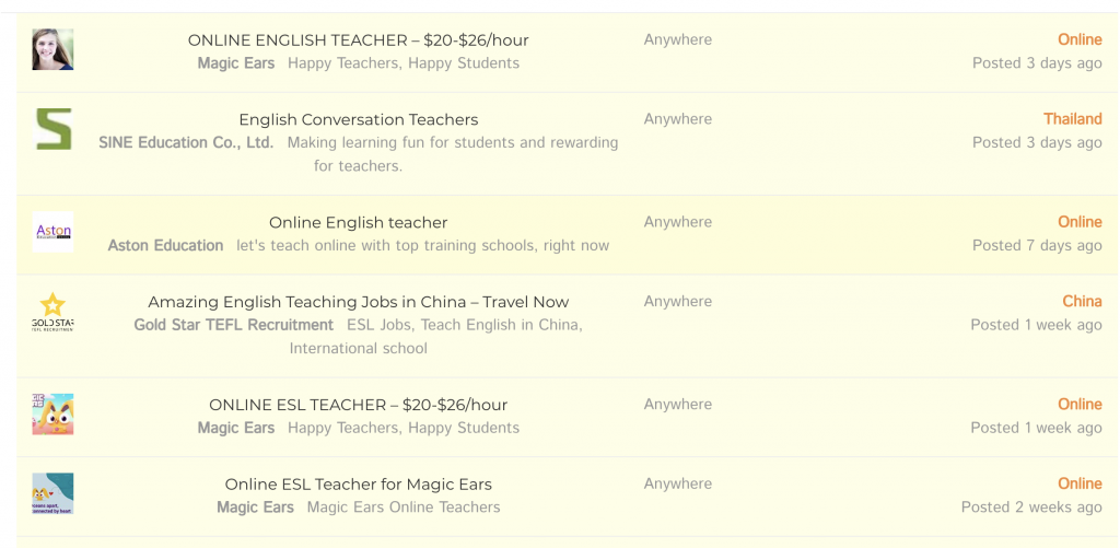 Teach for MagicEars: A Guide to Getting Hired in 2019.
