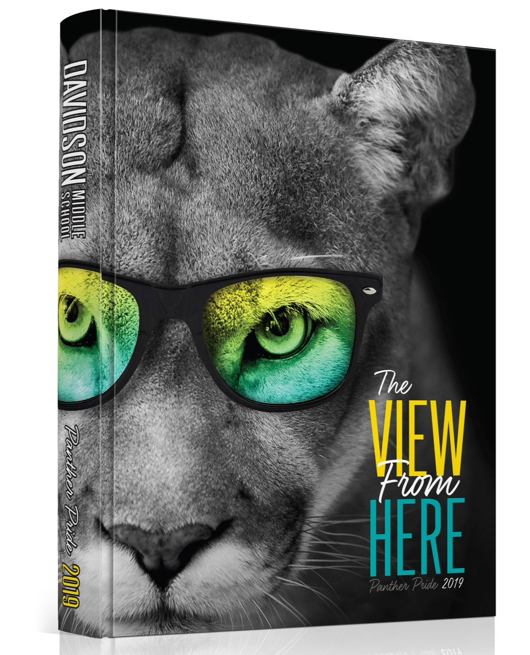 What\'s your vision for your 2020 yearbook theme? Glasses and.