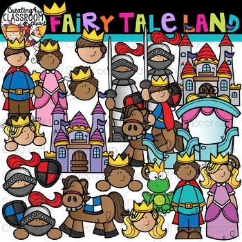 Fairytale Clipart {Fairytale Clipart}.