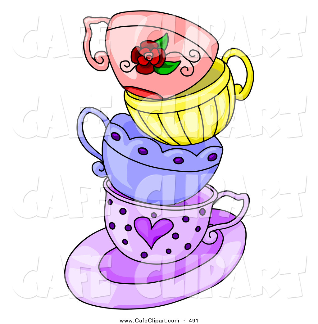 Free Clipart Tea Cup And Saucer.