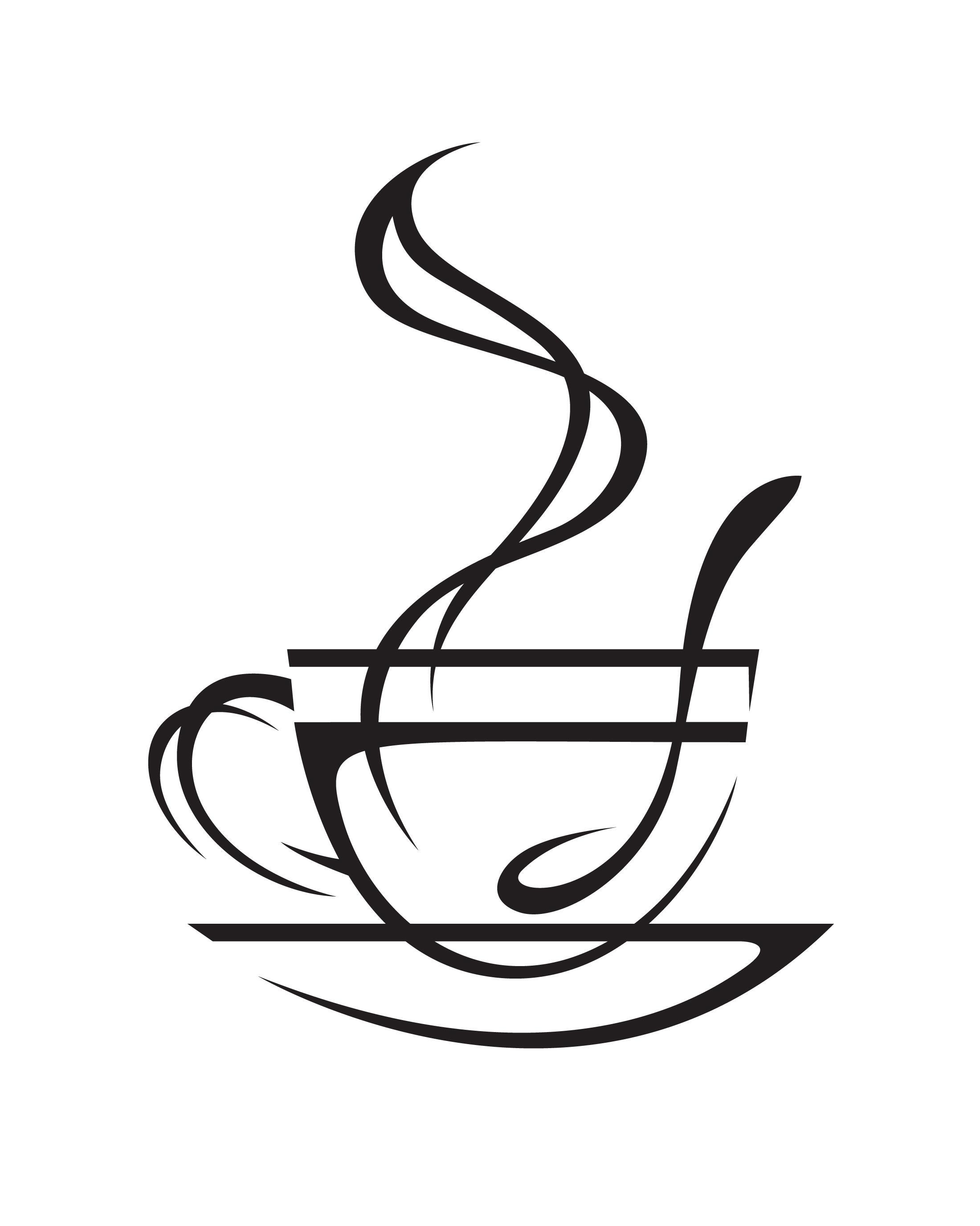 Teacups Clipart.