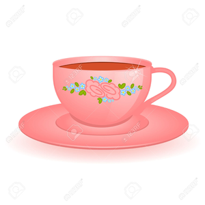 Teapot And Teacup Clipart.