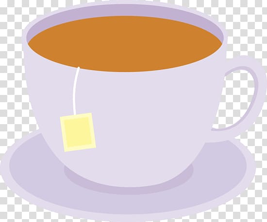 Teacup Coffee , Tea Cup transparent background PNG clipart.
