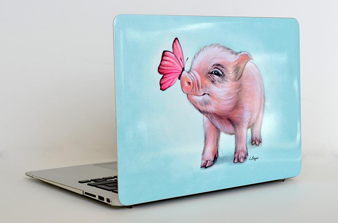 Micro pig clipart.