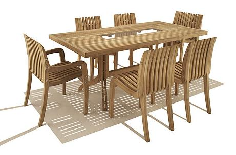 Tables And Chairs. Stylish Glass Dining Table Design And Chairs.