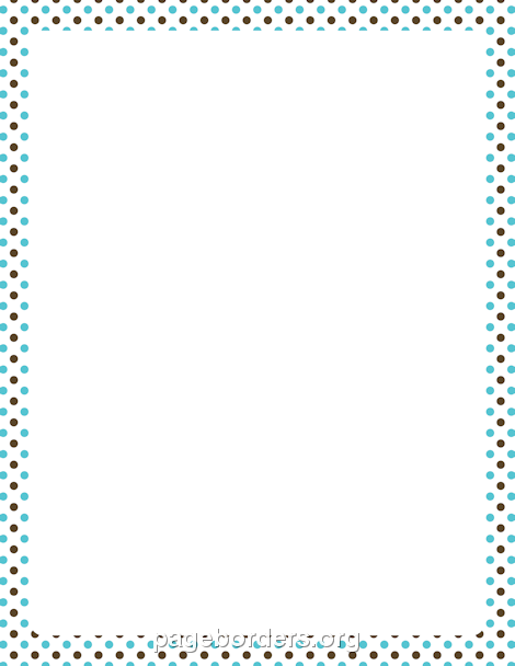 1592 Page Border free clipart.