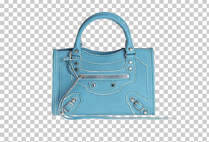 Tote Bag Handbag Blue Designer PNG, Clipart, Azure, Bag.
