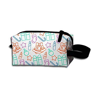 Amazon.com : Makeup Cosmetic Bag Christmas Clip Art Funny.