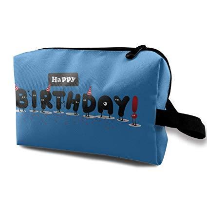 Amazon.com: LEIJGS Birthday Clip Art Funny Small Travel.