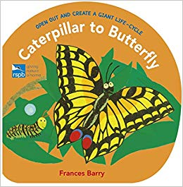 Caterpillar to Butterfly: Open Out and Create a Giant Life.