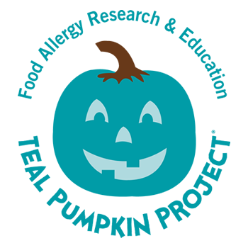 Teal Pumpkin Project Promotes Allergy.