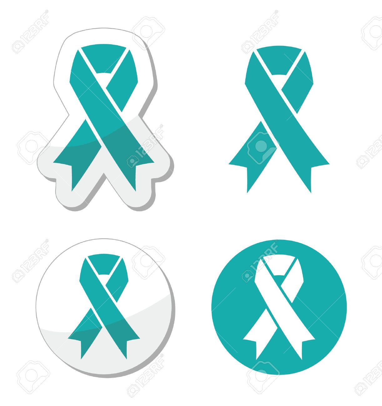 4,664 Awareness Ribbon Cliparts, Stock Vector And Royalty Free.