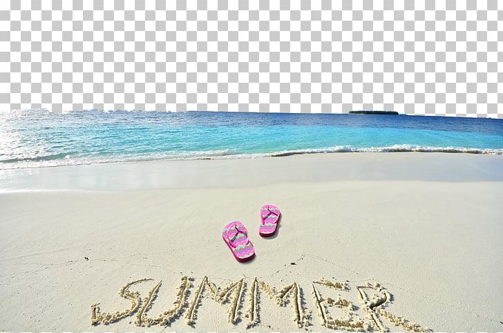 Poster Beach Fundal, Summer beach poster background, summer.