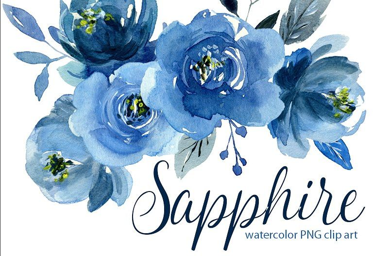 1k+ watercolor flower clipart and floral designs.