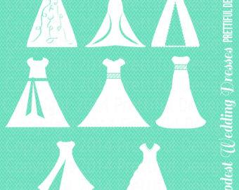 Cap Sleeve Wedding Dress Clipart Png.