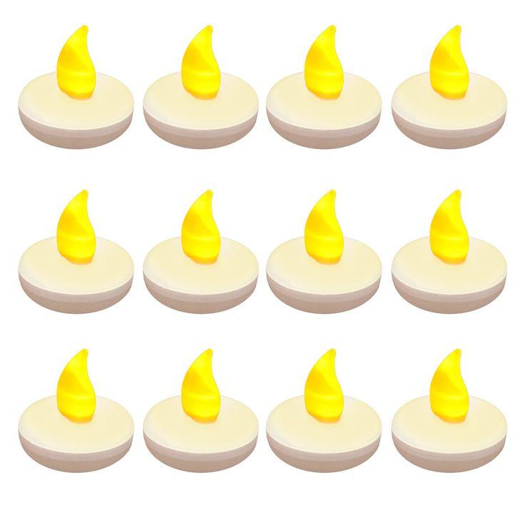 1000+ ideas about Led Tea Lights on Pinterest.