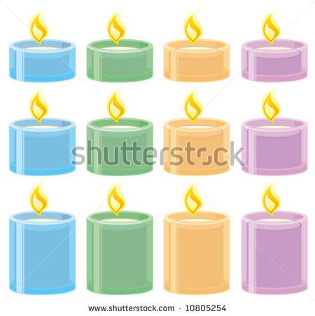 "tea Candle"" Stock Photos, Royalty."