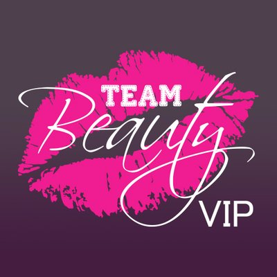Team Beauty VIP (@teambeautyvip).