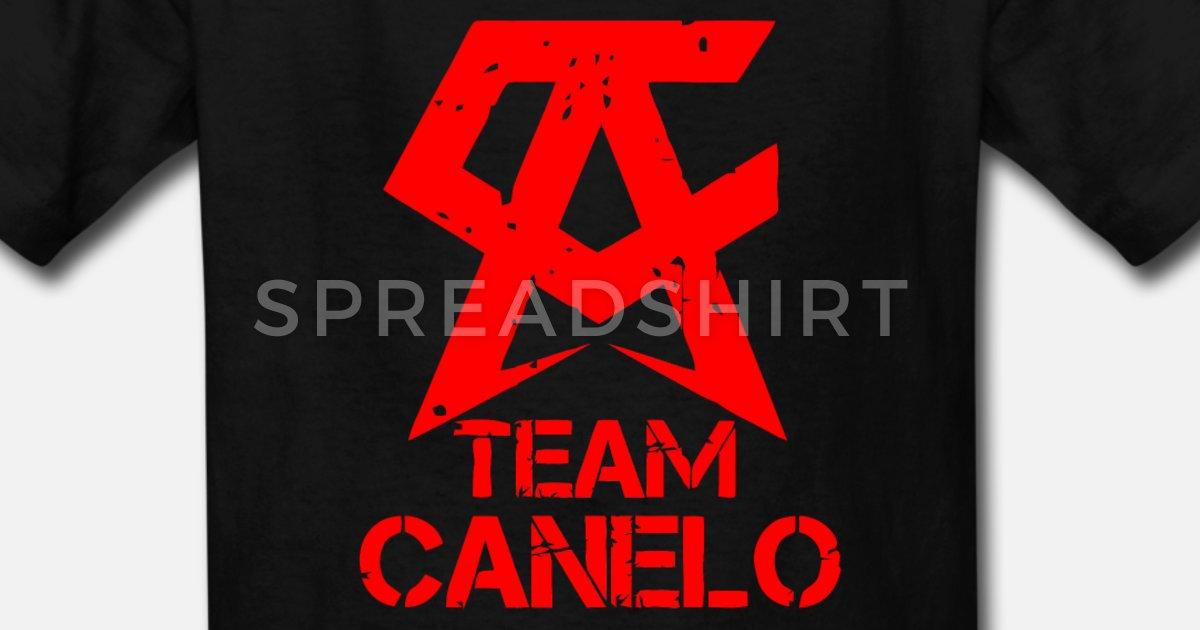 Team Boxing Canelo Logo Kids\' T.