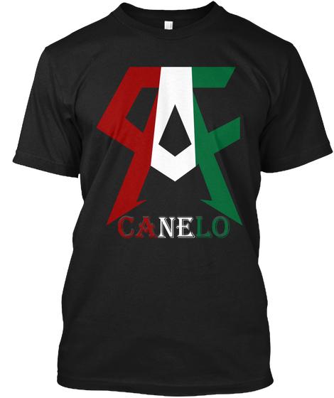 TEAM CANELO ALVAREZ BOXING MEXICO LOGO!.
