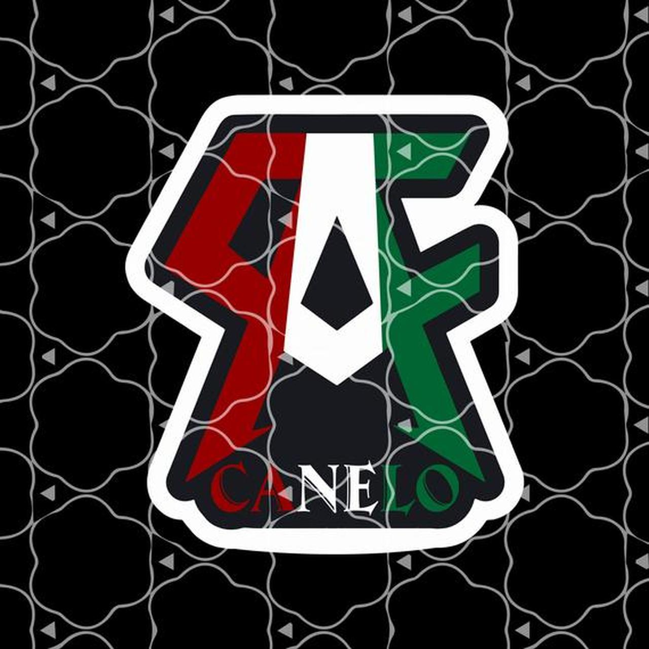 Canelo logo svg ,Team Canelo svg , Box Canelo, SVG, DxF, EPS.