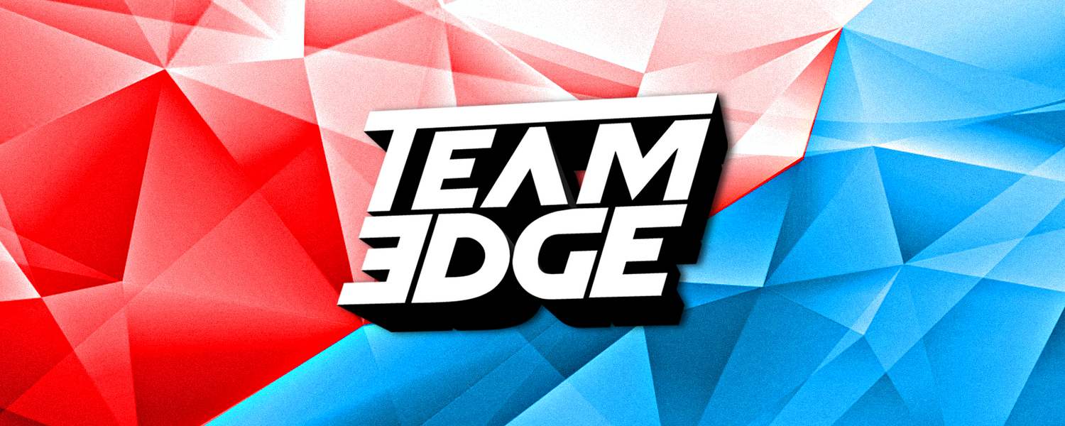 Team edge youtube Logos.
