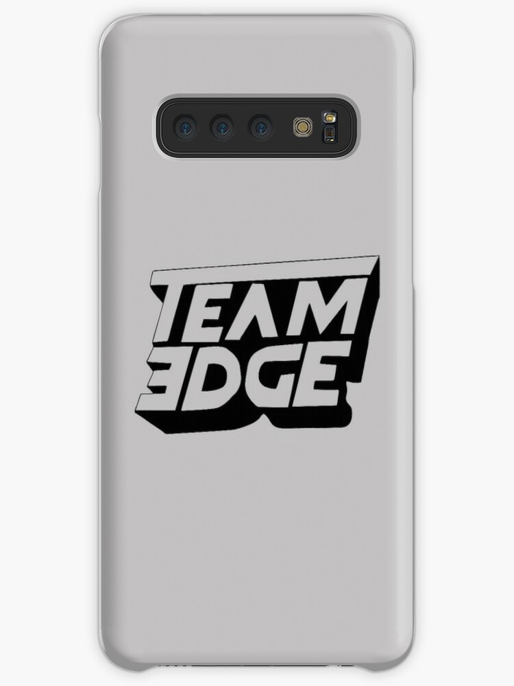 \'Team Edge Logo\' Case/Skin for Samsung Galaxy by nunoyune.