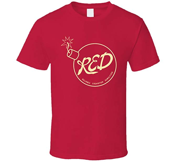 Team Fortress 2 Red Team Logo T Shirt.