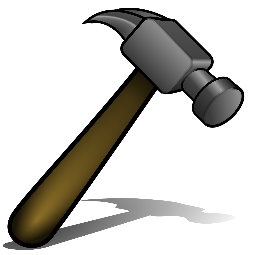Hammer Clip Art Free.