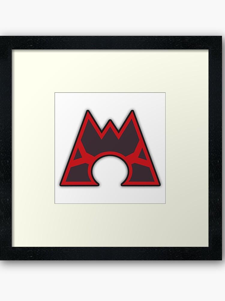 Team Magma Logo.