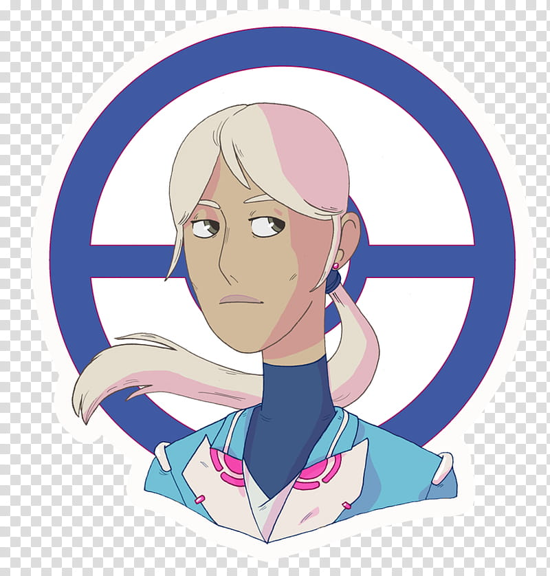 Blanche, Team Mystic transparent background PNG clipart.